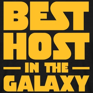 Best Host In The Galaxy T-shirts - T-shirt herr