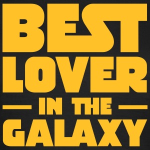 Best Lover In The Galaxy Camisetas - Camiseta mujer