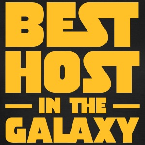 Best Host In The Galaxy Camisetas - Camiseta mujer