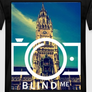 Blindme photography offical shirt  - Männer T-Shirt