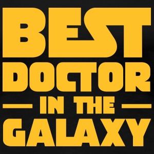 Best Doctor In The Galaxy Koszulki - Koszulka damska Premium