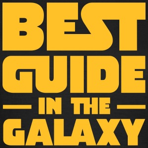 Best Guide In The Galaxy Camisetas - Camiseta mujer