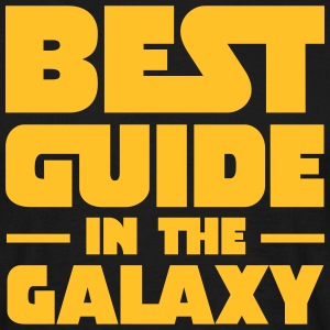Best Guide In The Galaxy Camisetas - Camiseta hombre
