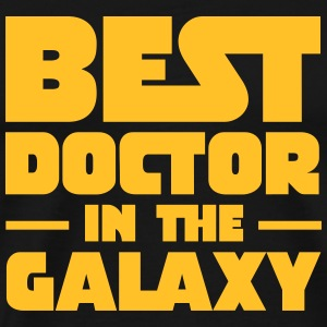Best Doctor In The Galaxy Koszulki - Koszulka męska Premium