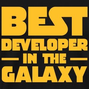 Best Developer In The Galaxy Tee shirts - T-shirt Premium Homme