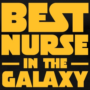 Best Nurse In The Galaxy T-Shirts - Frauen Premium T-Shirt
