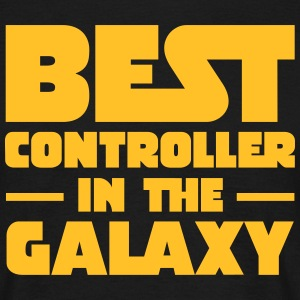 Best Controller In The Galaxy T-shirts - T-shirt herr