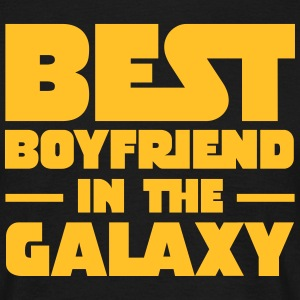 Best Boyfriend In The Galaxy T-skjorter - T-skjorte for menn