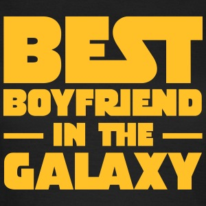 Best Boyfriend In The Galaxy T-shirts - Dame-T-shirt