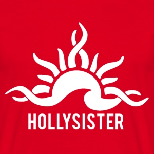 Holly Sister (Surf) - Men's T-Shirt