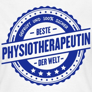 Beste Physiotherapeutin T-Shirts - Frauen T-Shirt