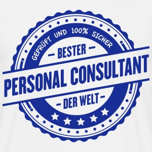 Personal Consultant T-Shirts - Männer T-Shirt