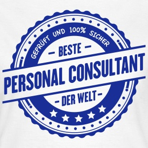 Beste Personal Consultant T-Shirts - Frauen T-Shirt