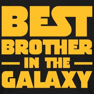 Best Brother In The Galaxy T-skjorter - T-skjorte for menn