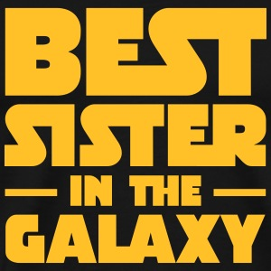 Best Sister In The Galaxy T-Shirts - Men's Premium T-Shirt