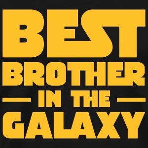 Best Brother In The Galaxy T-shirts - Herre premium T-shirt