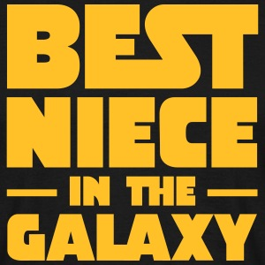 Best Niece In The Galaxy T-shirts - Herre-T-shirt