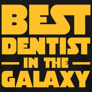 Best Dentist In The Galaxy Magliette - Maglietta Premium da uomo