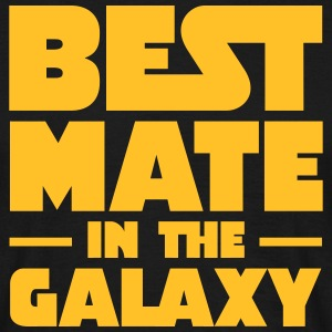 Best Mate In The Galaxy Magliette - Maglietta da uomo