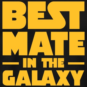 Best Mate In The Galaxy T-shirts - Mannen Premium T-shirt