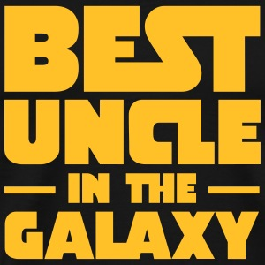 Best Uncle In The Galaxy Tee shirts - T-shirt Premium Homme