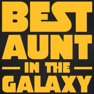 Best Aunt In The Galaxy T-Shirts - Frauen T-Shirt