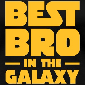 Best Bro In The Galaxy T-Shirts - Women's Premium T-Shirt