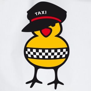 Taxi Chick - Gymbag
