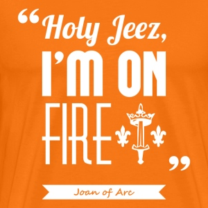 Arc's fire | T-shirt ♂ - Men's Premium T-Shirt