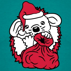 baby christmas santa claus nicholas winter gifts s T-Shirts - Men's T-Shirt