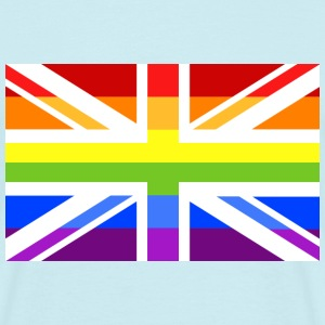 Pride UK No 2 T-Shirts - Men's T-Shirt