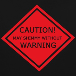 Caution - may shimmy without warning! Pullover & Hoodies - Kontrast-Hoodie