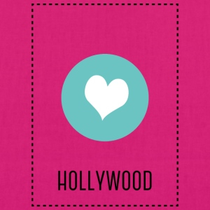 I Love Hollywood Bags & Backpacks - EarthPositive Tote Bag