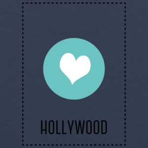 I Love Hollywood Sports wear - Men's Premium Tank Top