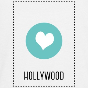 I Love Hollywood Langærmede shirts - Teenager premium T-shirt med lange ærmer