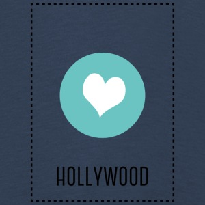 I Love Hollywood Manches longues - T-shirt manches longues Premium Enfant