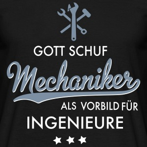 Mechaniker T-Shirts - Männer T-Shirt