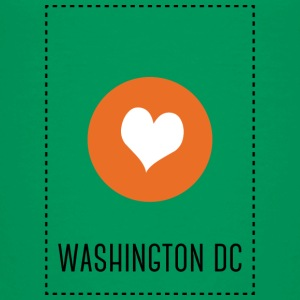 I Love Washington DC Skjorter - Premium T-skjorte for barn