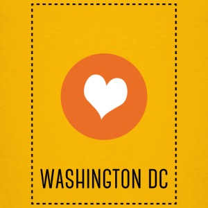 I Love Washington DC Shirts - Kids' Premium T-Shirt