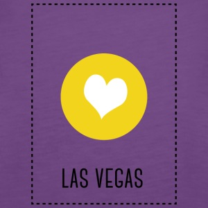 I Love Las Vegas Tops - Women's Premium Tank Top