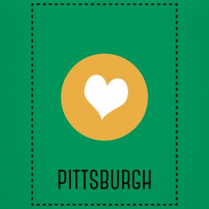 I Love Pittsburgh Shirts - Teenager Premium T-shirt