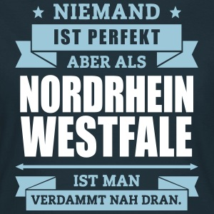Fun Nordrhein-Westfale T-Shirts - Frauen T-Shirt