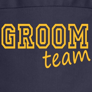 groom team i  Aprons - Cooking Apron