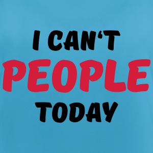 I can't people today Sportbekleidung - Frauen Tank Top atmungsaktiv
