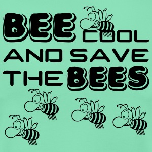 Bee cool & save the Bees T-Shirts - Women's T-Shirt