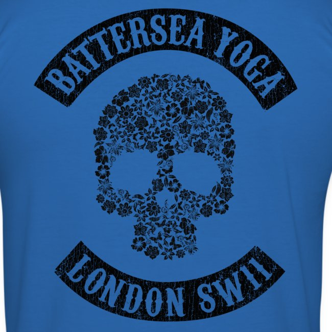 """Sons of Battersea"" Men's t-shirt (black logo)"