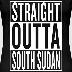 South Sudan T-Shirts - Women's Premium T-Shirt