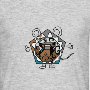 Mysterious Rat - Men's T-Shirt