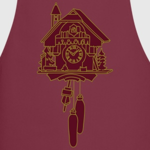 Kuckuck clock from the Black Forest 2  Aprons - Cooking Apron