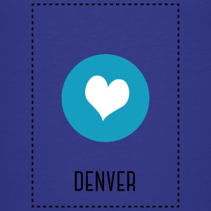 I Love Denver T-shirts - Børne premium T-shirt